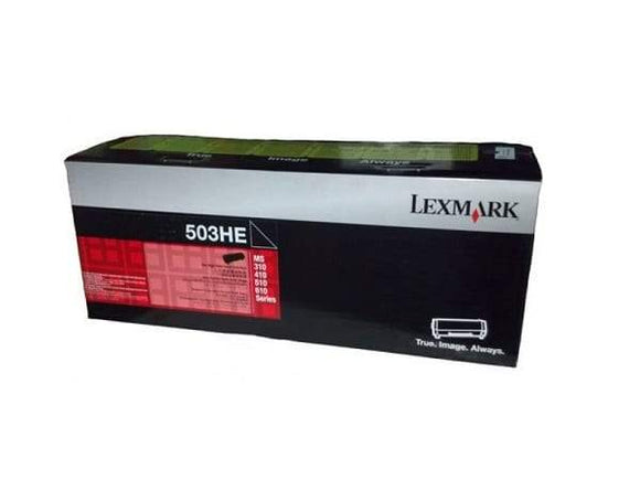 Lexmark 503 Black Toner - 1,500 pages-Blueprint Toners