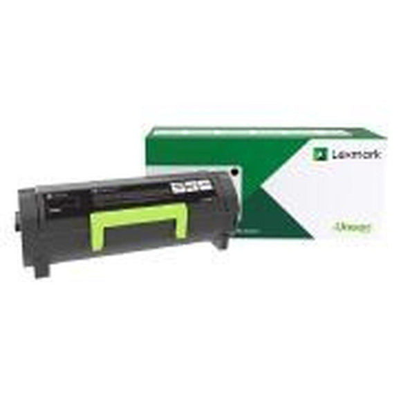Lexmark 58D6000 Black Toner Cartridge - 7,500 pages-Blueprint Toners