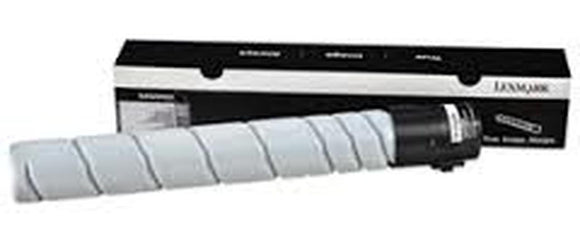 Lexmark 58D6X0E XHY Black Toner Cartridge - 35,000 pages-Blueprint Toners