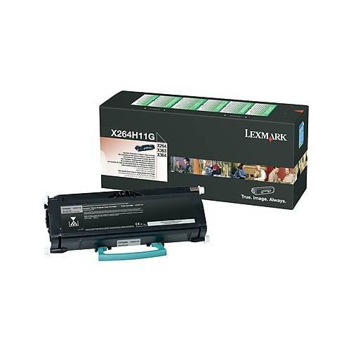 Lexmark X264 / 363 / 364 Prebate Toner Cartridge - 3,500 pages-Blueprint Toners
