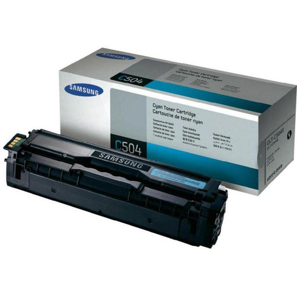 Samsung CLP415 / CLX4170 / CLX4195 Cyan Toner Cartridge - 1,800 pages-Blueprint Toners