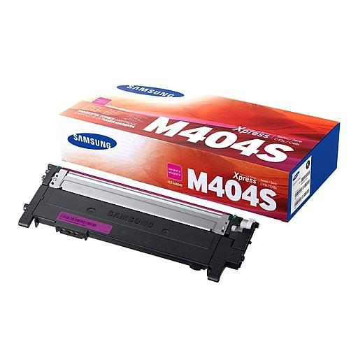 Samsung CLTM404S Magenta Toner Cartridge - 1,000 pages-Blueprint Toners
