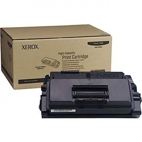 Xerox DocuPrint 3105 Black Toner Cartridge - 15,000 pages-Blueprint Toners
