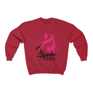 Women Crewneck Sweatshirt