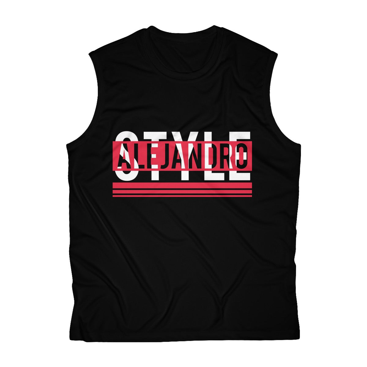 Men's Sleeveless Performance Dry-fit