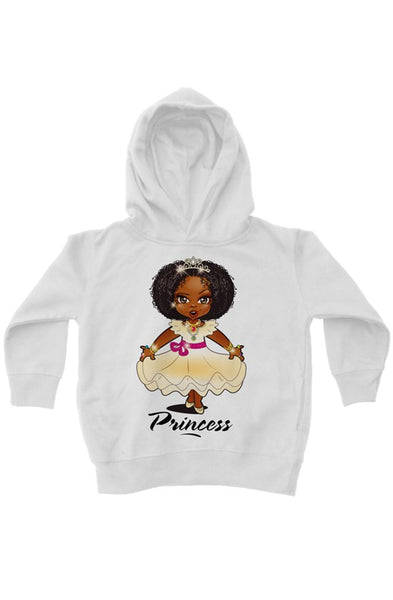 Princess Hoodie (No Front Pocket)
