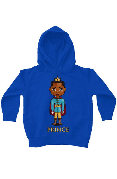 Prince Hoodie (No Front Pocket)