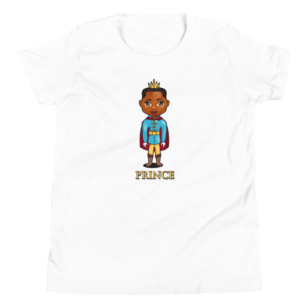 Prince (Youth Short Sleeve T-Shirt)
