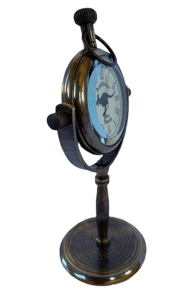Table Clock - Australia Penny