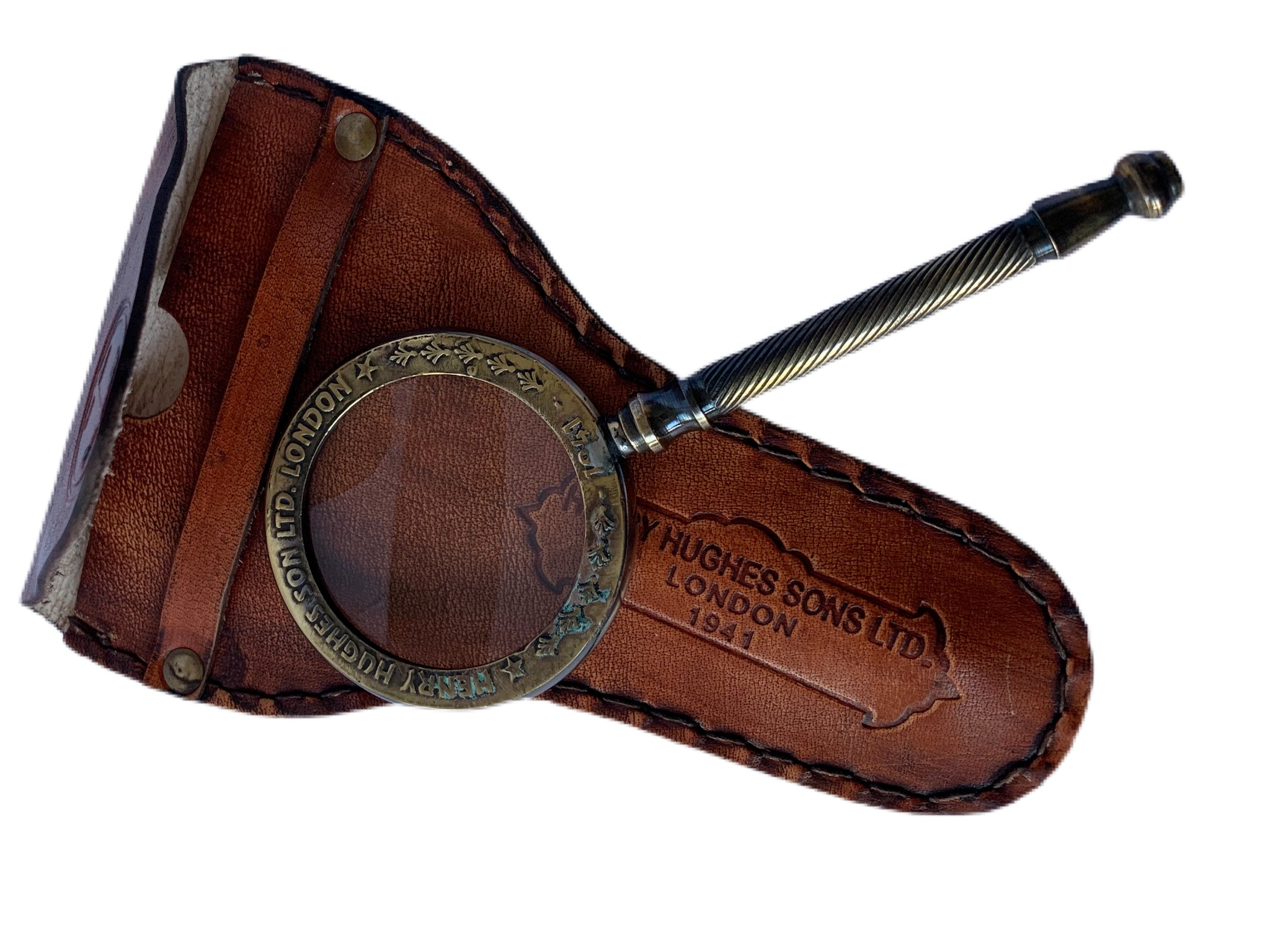 Magnifier - small with leather case