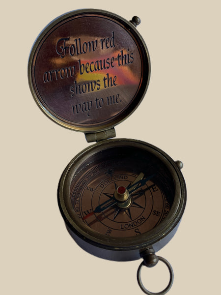 Quote Compass - Free Shipping