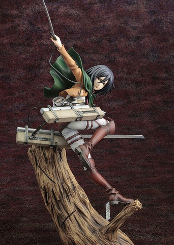 Attack on Titan: Mikasa Ackerman - Renewal Package Ver. - 1/8 Scale Artfx J Figure **PRE-ORDER**