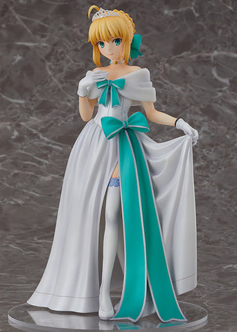 Fate/grand Order: Saber/altria Pendragon: Heroic Spirit Formal Dress Ver. - 1/7th Scale