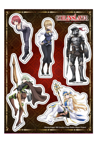 GOBLIN SLAYER - GROUP STICKER SET