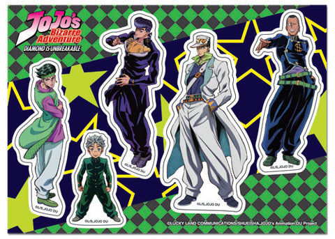 JOJO S3 - GROUP STICKER SET