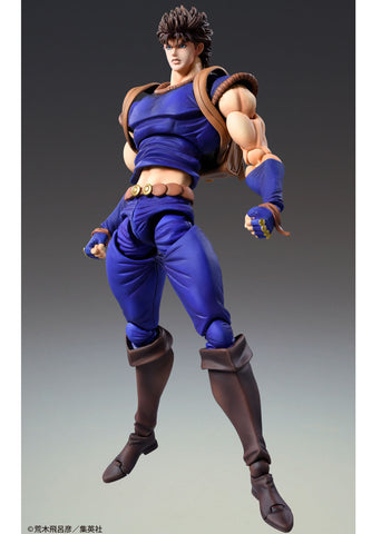 JoJo's Bizarre Adventure Part 1 - Phantom Blood: Jonathan Joestar - Super Action Statue (Medicos - re-run) **PRE-ORDER**