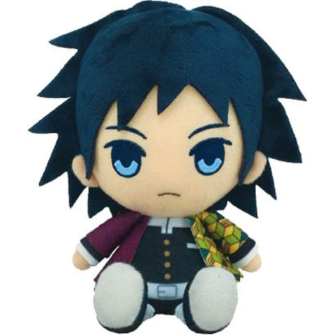 Demon Slayer (Kimetsu No Yaiba) - Giyu Tomioka Chibi Plush
