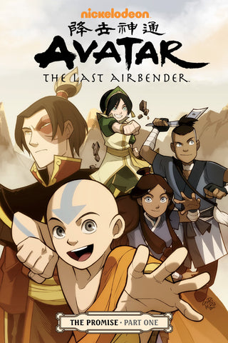 Avatar The Last Airbender : Promise : Part 1