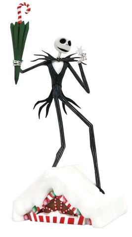 The Nightmare Before Christmas - Jack What Is This PVC Statue