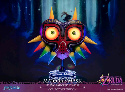 The Legend of Zelda - Majora's Mask Collector's Edition PVC Statue