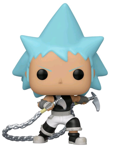 Soul Eater - Black Star Pop! Vinyl