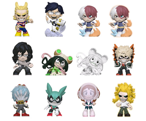 My Hero Academia - Mystery Minis HT US Exclusive Blind Box