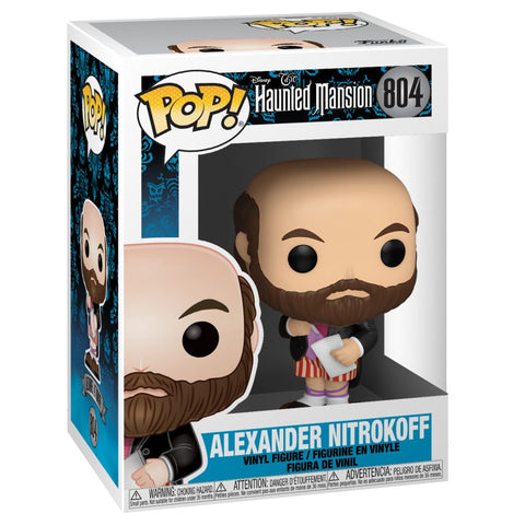 Haunted Mansion - Alexander Nitrokoff US Exclusive Pop! Vinyl