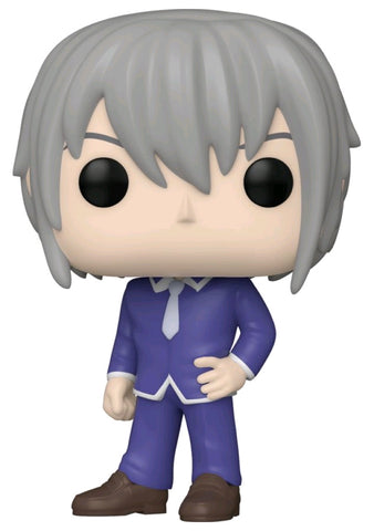 Fruits Basket - Yuki Soma Pop! Vinyl
