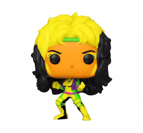 X-men - Rogue Blacklight US Exclusive Pop! Vinyl
