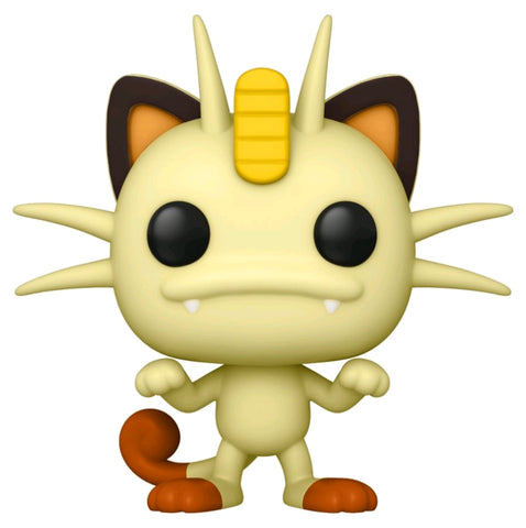 Pokemon - Meowth Pop! Vinyl
