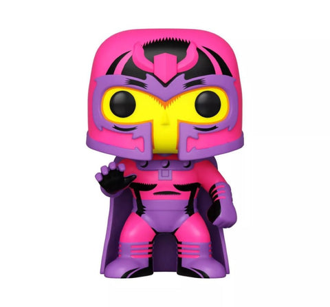 X-Men - Magneto Blacklight US Exclusive Pop! Vinyl
