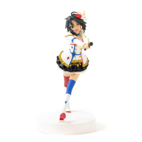 IDOLMASTER - BEYOND THE BRILLIANT FUTURE YUKIHO HAGIWARA STAR PIECE MEMORIES FIGURE
