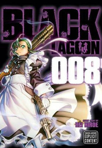 Black Lagoon, Vol. 8