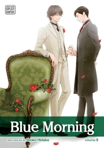 Blue Morning, Vol. 8