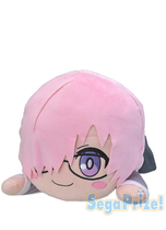 Fate/grand Order - Absolute Demonic Front: Babylonia - Mash Kyrielight Nesoberi Plush (Sega)