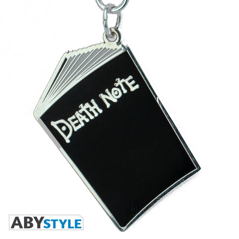 DEATH NOTE Keychain Death Note