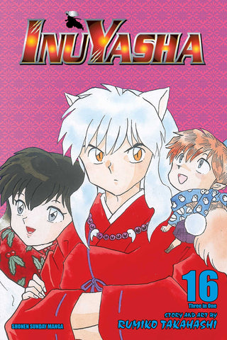 Inuyasha (VIZBIG Edition), Vol. 16