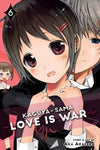 Kaguya-sama: Love Is War, Vol. 6
