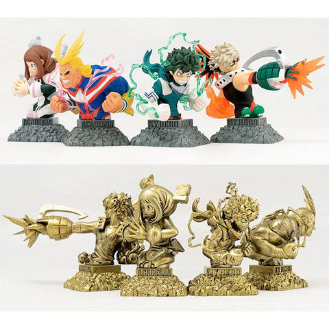 My Hero Academia Bust Heroes Set of 8