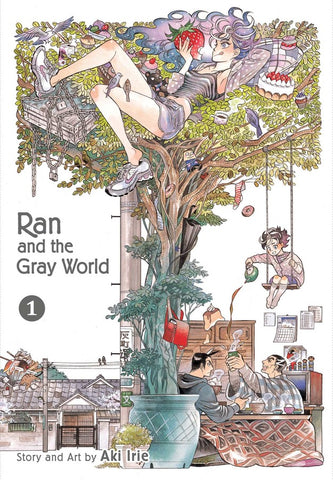 Ran and the Gray World, Vol. 1