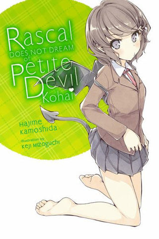 Rascal Does Not Dream of Petite Devil Kouhai (light novel)