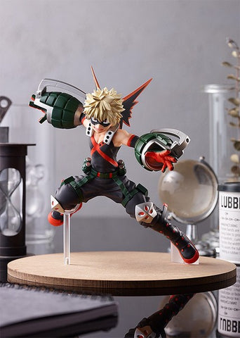 POP UP PARADE: My Hero Academia - Katsuki Bakugo: Hero Costume Ver. ** PRE-ORDER **