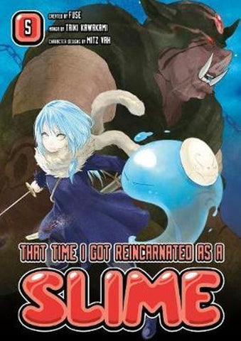 That Time I Got Reincarnated As A Slime, Vol 5 (Manga)