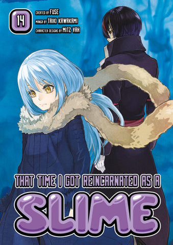 That Time I Got Reincarnated As A Slime, Vol. 14