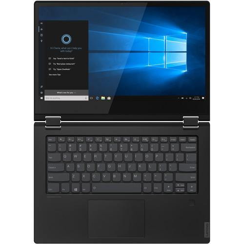 "Portable 2 en 1 Lenovo Flex 14  14.1"" Full HD Tactile Core i5-10210U 8GB 256GB M.2 Windows 10 Home - KindInformatique.com Inc."