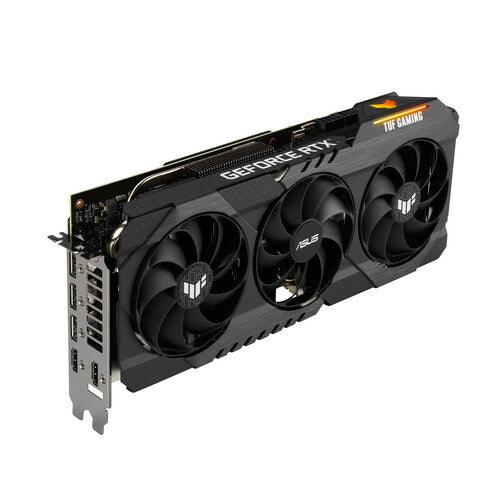 Carte Graphique Asus TUF Gaming GeForce RTX 3080 10GB GDDR6X