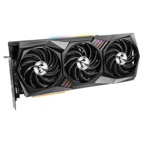Carte Graphique MSI GeForce RTX 3090 GAMING X TRIO 24GB GDDR6X