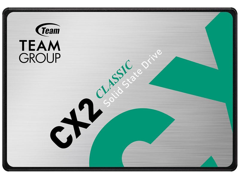 "Disque Dur SSD Team Group CX2 256Gb 2.5"" SATA"