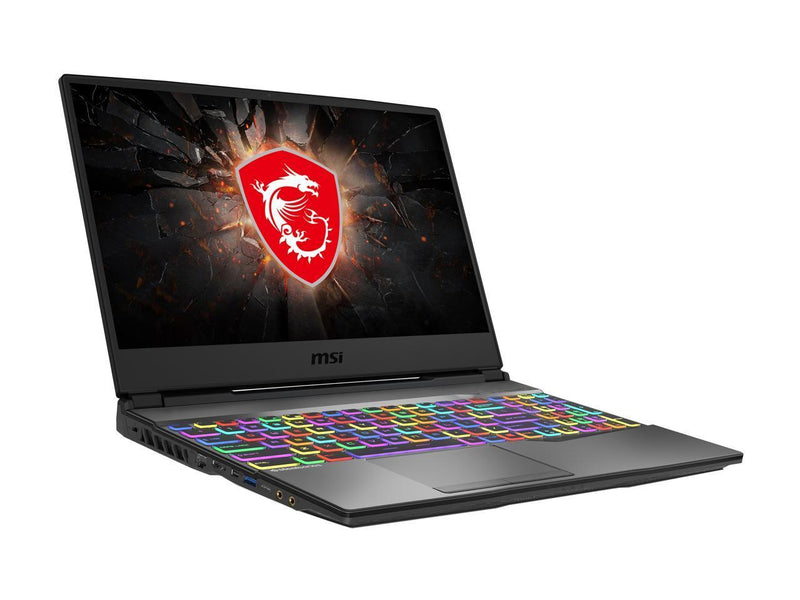 "Portable Gaming MSI GE65 15.6"" Full HD IPS 144Hz Core i7-10750H 16GB SSD 512GB NVMe GeForce RTX 2070 8GB Windows 10 Home"
