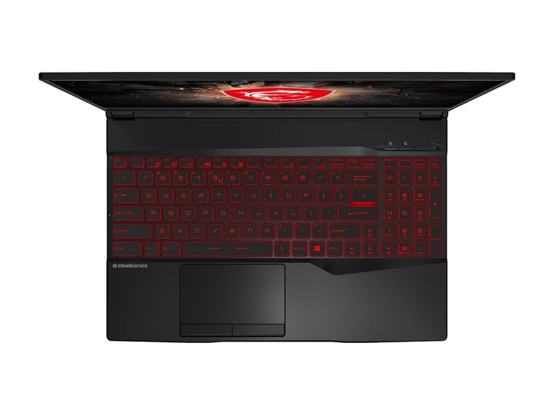 "Portable Gaming MSI GL65 15.6"" Full HD IPS 120Hz Core i7-10750H 5Ghz 16GB 512GB NVMe + 1Tb SATA GeForce RTX 2060 6Gb Windows 10 Home"